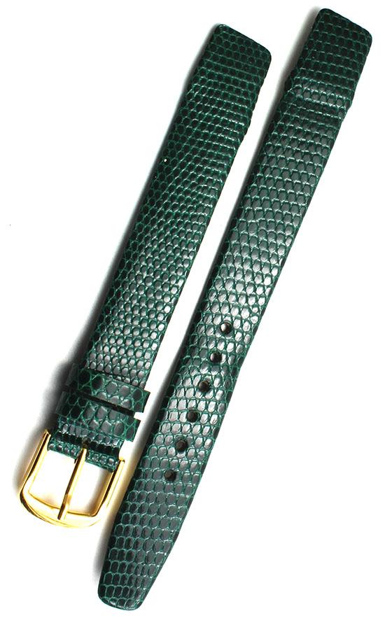 20mm //16mm echt EIDECHSE GERMANY made Graf UHRBAND Genuine Lizard skin BAND
